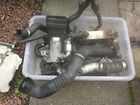 Job lot BMW SE DIESEL SPARES