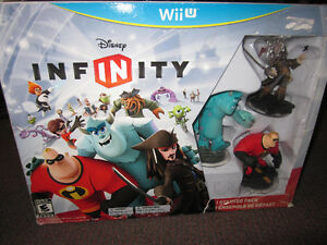 Disney INFINITY Starter Packs for WiiU - new, in opened boxes Kitchener / Waterloo Kitchener Area image 7