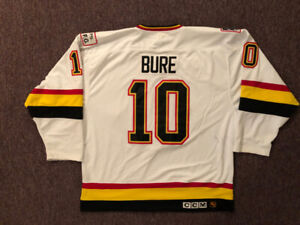 1994 Stanley Cup Vancouver Canucks Pavel Bure Jersey Size 54 XXL