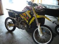 2004 Suzuki RM250 2 stroke