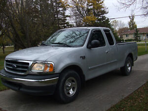 2003 Ford F-150 XLT >2WD>SAFTIED>Extended>Shortbox>No Rust