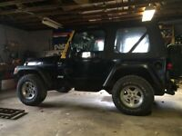 1997 Jeep TJ 4.0 for sale or part out.