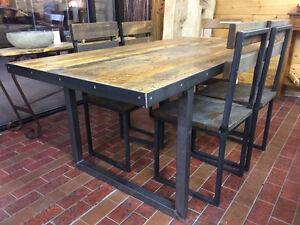 Tables Rustiques  -  Rustic tables
