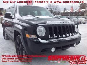 2015 Jeep Patriot Altitude 4X4