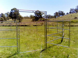 Round Yard - Panels - Especially for Horses - $1,249.00 Beenleigh Logan Area Preview