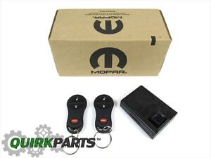 2003 2005 Dodge Ram 1500 Keyless Entry Module Kit Oem New