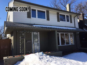 Coming Soon! Perfect Family Home in the Heart of St. James!