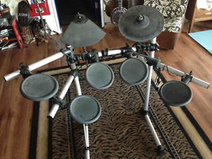 YAMAHA DTX400 electronic drum kit parts