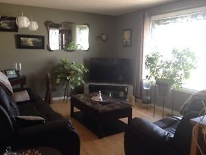 North battleford house for rent with garage nice area