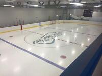 GLACES DE L'EST - skating complex