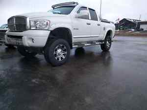Saftied 2008 Ram lifted trade???
