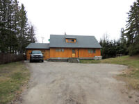 New Price! Unique home ,large lot - Hinton - Hill Location -