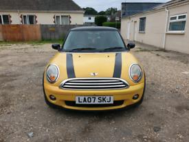 2007 Mini Cooper 1.6L