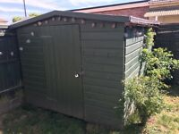 Large Garden Shed
