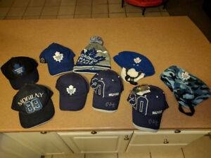 Toronto Maple Leafs Brand New Hats and Touques