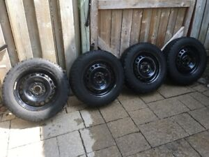 195 65R 15 Pacemark Winter Tires for sale