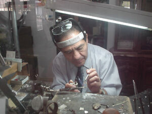 Professional Jewellery Repairs done on Premises the same day.
