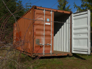 Sea-Can Shipping Container