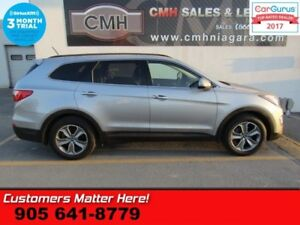 2016 Hyundai Santa Fe XL Premium  AWD 7-PASS CAMERA POWER SEAT H