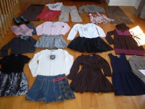 Lot de vêtements 7 ans - 8 ans Fille