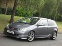 Honda Civic 2.0i-VTEC Type R for sale FSH + ONLY 2 OWNERS + CLEAN CAR