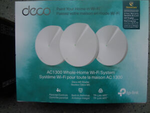 Deco Whole Home Wi-Fi system