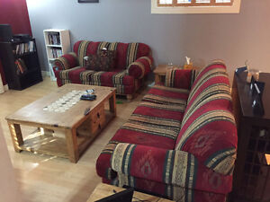 Couch+loveseat Windsor Region Ontario image 4