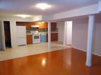Basement Apartment for Rent in Meadowvale, Mississauga