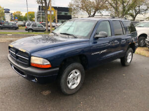 2001 Dodge Durango for sale.