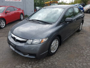 2011 Honda Civic DX-G Sedan***$6990+TAX***Student Special***