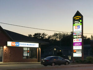 M&M Meat Shop space for rent at KIRKWOOD MEWS