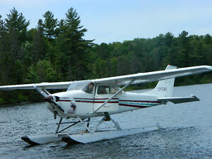 1971  Cessna 172L - Float Plane