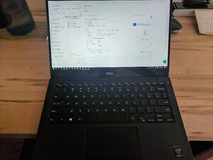 Dell XP3 i5 8GB 256GB SSD Touch Screen