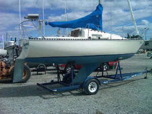 Mirage 24 1973 sailboat OR 2500 without trailer