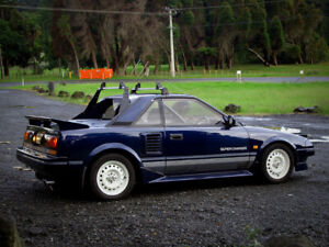 AW11 MR2 ISO