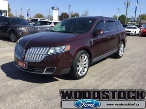 2011 Lincoln MKT Base 4D Utility AWD