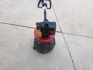 Troy-bilt weed eater and blower in one