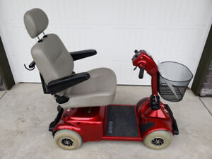 Invacare Victory 4 Wheel Mobility Scooter