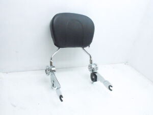 Quick Detatch Passenger Backrest (Sissy Bar) 09-later HD Touring