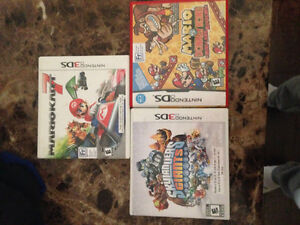 DS / 3DS games
