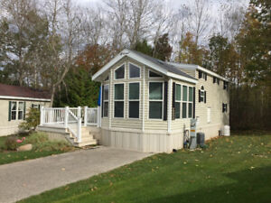Park Model For Sale at KOA Campground in Petoskey, Michigan