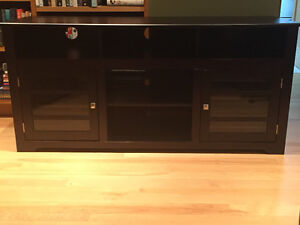 TV and console unit