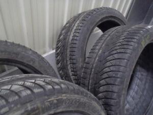 Plusieurs Pneus 19 pouces / Many 19 inch Tires