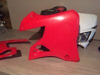 Yz 125-250 parts
