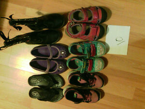 Chaussures 5 t.    10