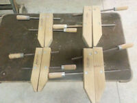 High Quality Clamps - Various Makes, Sizes, and Types