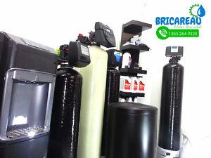 Filtres à Tannin   Adoucisseurs d'eau   Osmose inverse