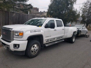2015 gmc tow truck wrecker