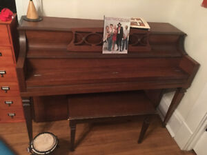 Piano by Hobart M. Cable