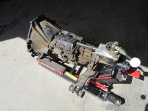 T5 Transmission - from 1995 Mustang